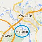 Hanzebloem Locatie in Hattem